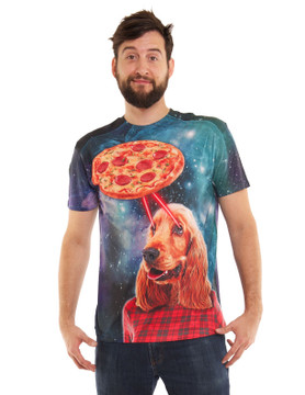Pizza & Dog Laser Beams