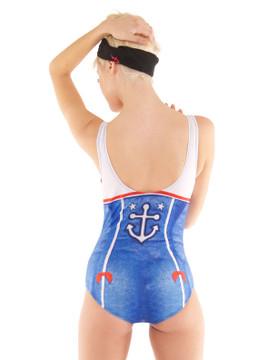 Sailor Girl Bodysuit