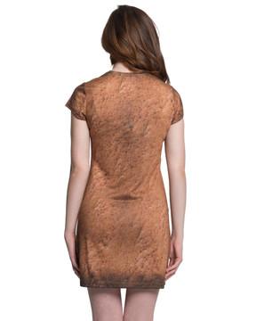 Gingerbread Dress