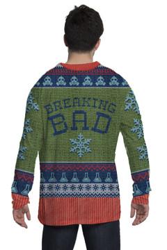 Breaking Bad Christmas Ugly Christmas Sweater Tee