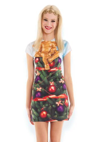 Christmas Tree Dress