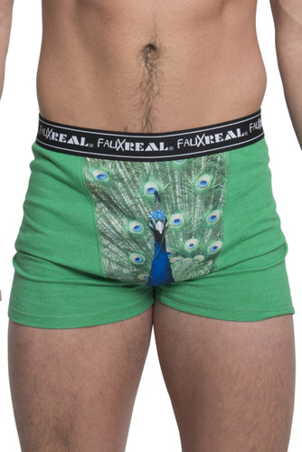 Peacock Boxers