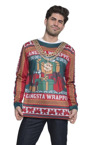 FR Xmas Gangsta Wrapper