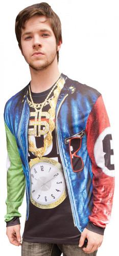 Old School Rapper