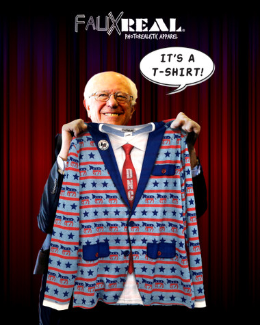 Democratic Donkey Suit Tee