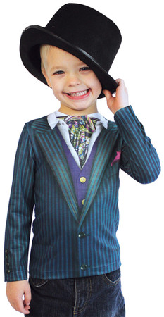 Toddler Pinstripe Suit