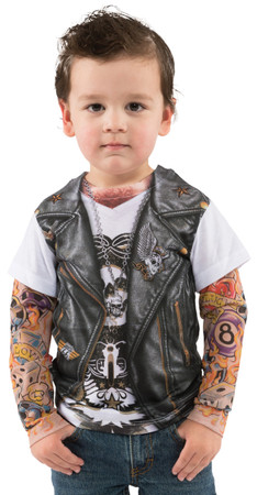 Toddler Tattoo Vest