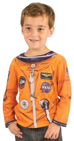 Toddler Astronaut