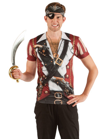 Swashbuckler Pirate