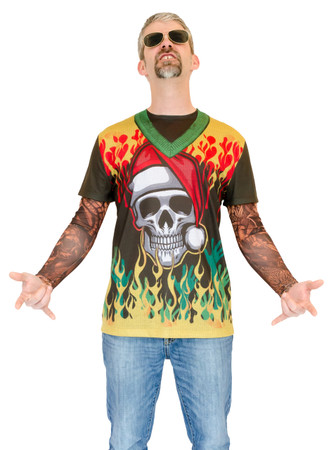 Heavy Metal Xmas w/ Tattoos