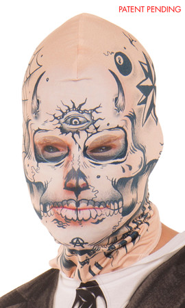 Tattoo Face Mask
