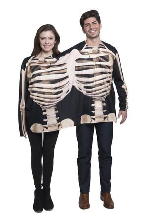 Skeleton Double Tee