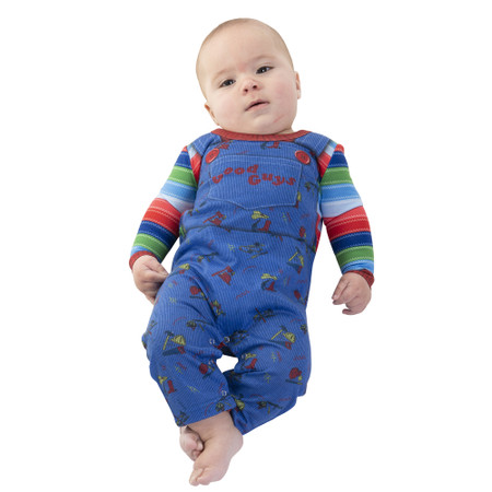Chucky Infant Romper