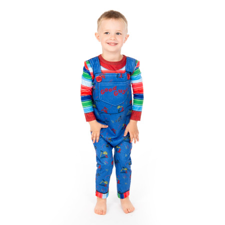 Chucky Toddler Romper