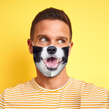 Dog Face Mask