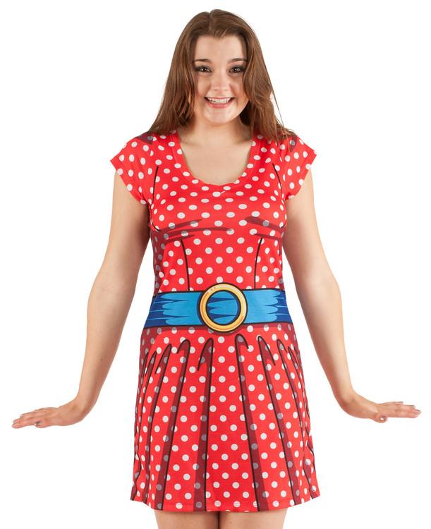 Cartoon Dress