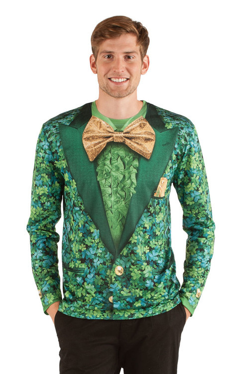 Shamrock Suit - Front View