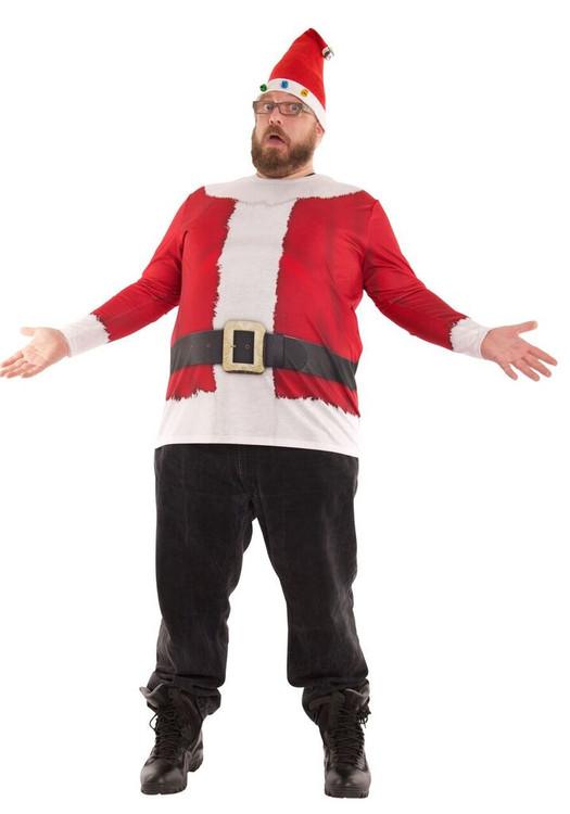 Big Size Santa