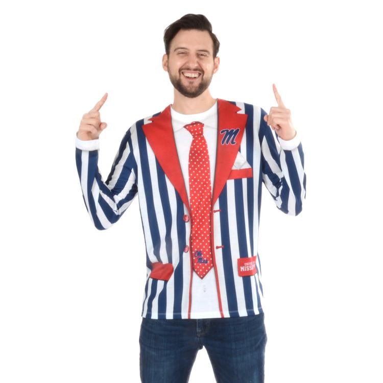 Mississippi Striped Suit