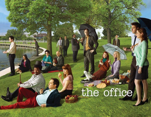 The Office Group Poster.