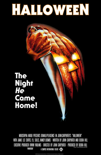 Halloween Movie Poster.