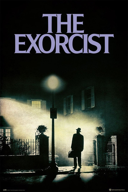 The Exorcist Movie Poster.