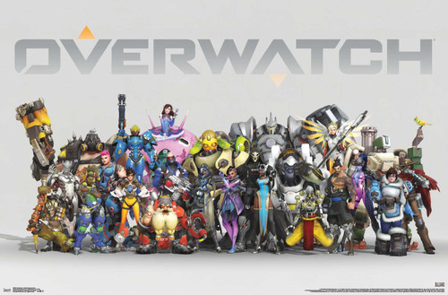 Overwatch Poster.