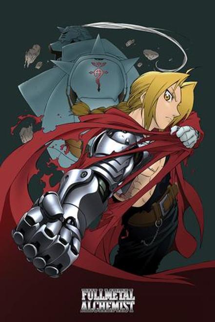 Fullmetal Alchemist Poster.