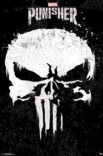 The Punisher Poster.