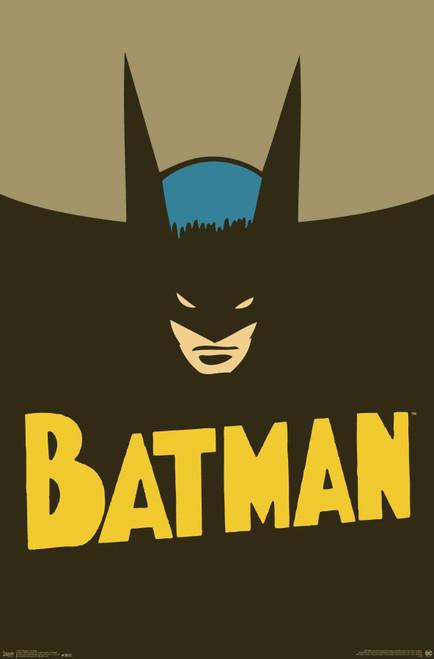 Batman Vintage Poster.
