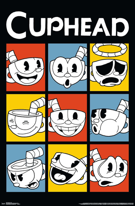 Cuphead Poster.