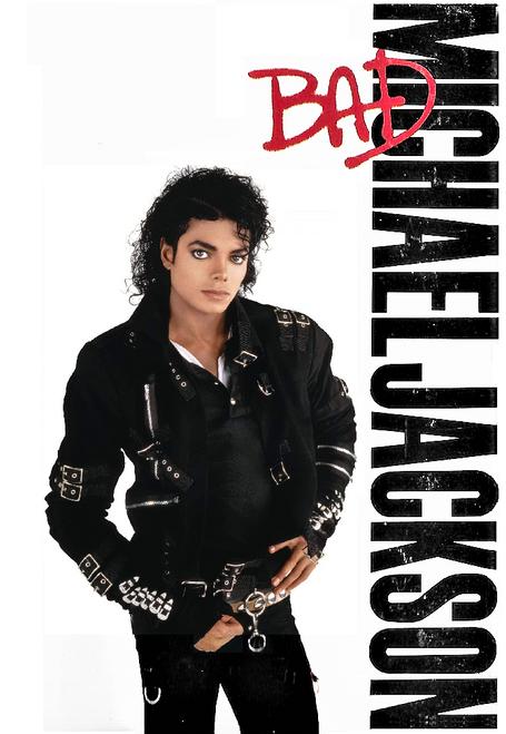 Michael Jackson Poster.