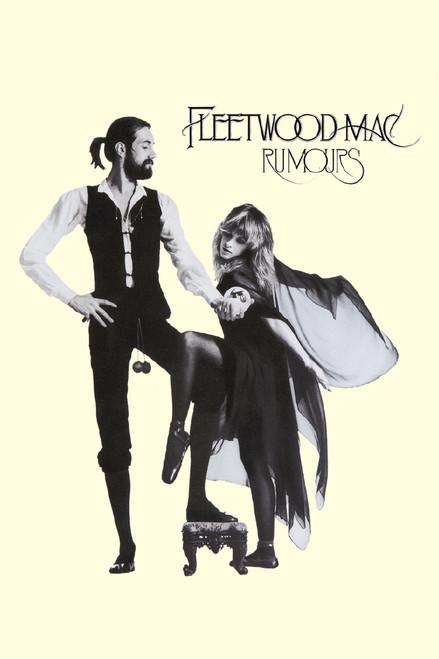 Fleetwood Mac Poster.