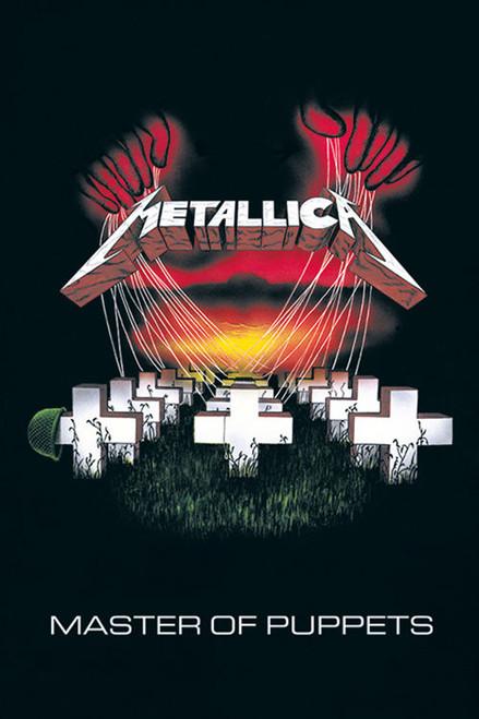 Metallica Poster.
