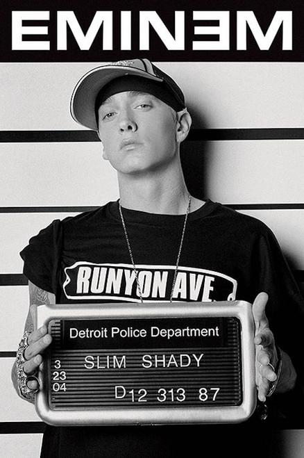 Eminem Poster.