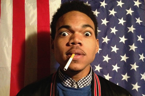 Chance the Rapper Poster.