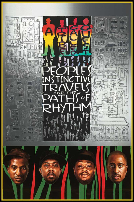 A Tribe Called Quest Poster.