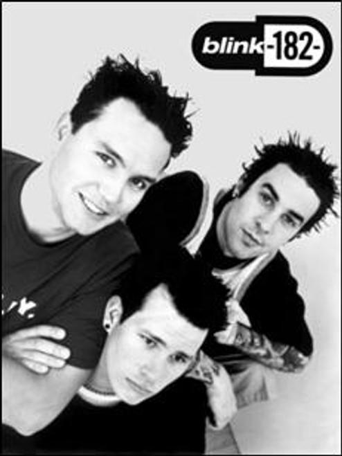 Blink-182 Poster.