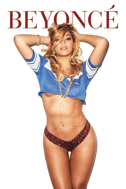 Beyonce Poster.