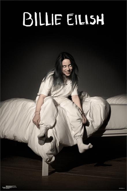 Billie Eilish Poster.