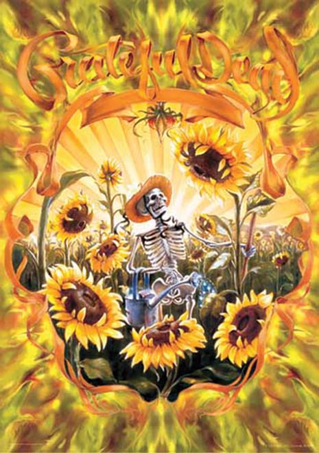 Grateful Grower Poster.