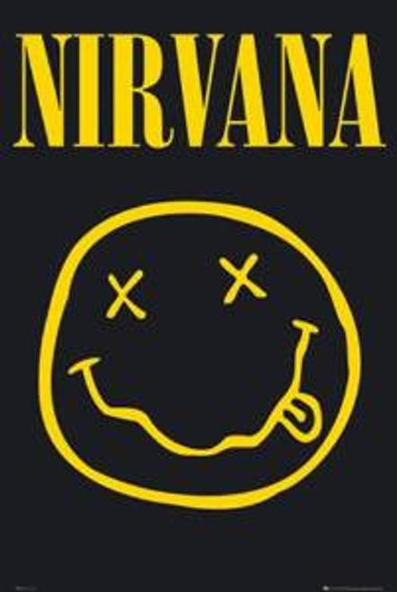 Nirvana Poster.