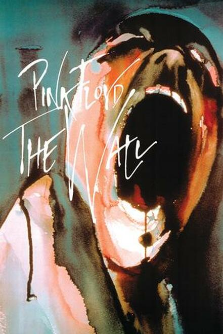 Pink Floyd The Wall Poster.