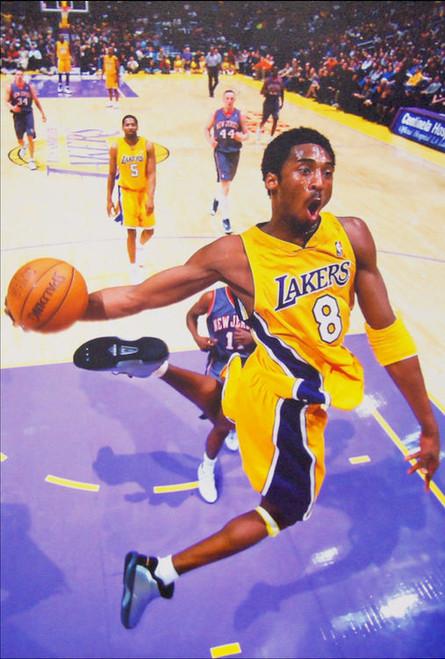 Kobe Bryant Poster.