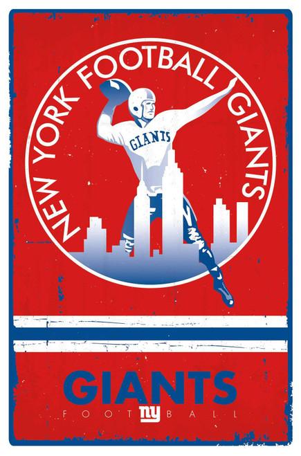 Giants Poster.