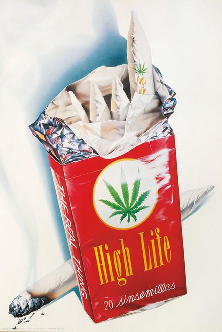 High Life Poster.