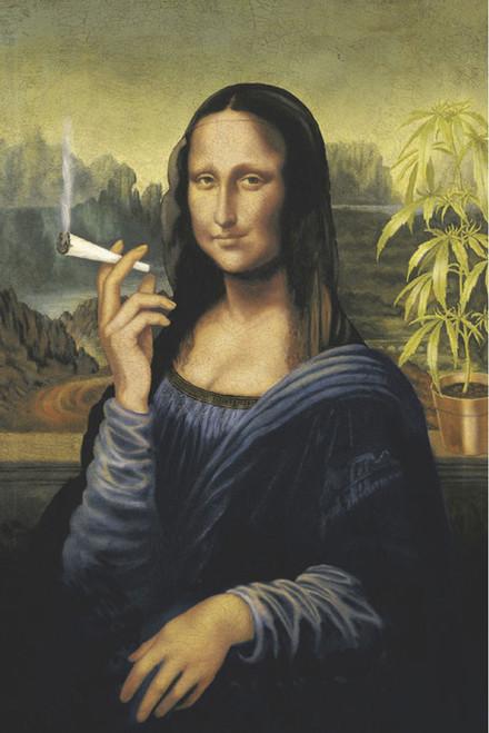 Mona Lisa Joint Poster.