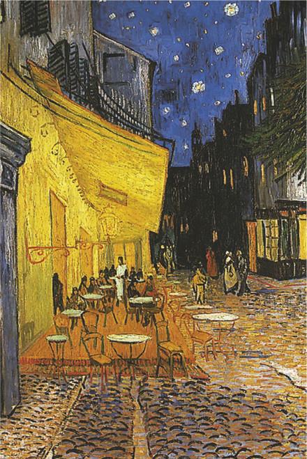 Cafe at Night by Van Gogh.