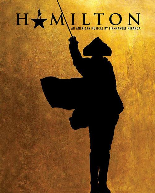 Hamilton Poster.