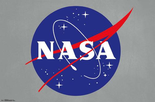 NASA Logo Poster.